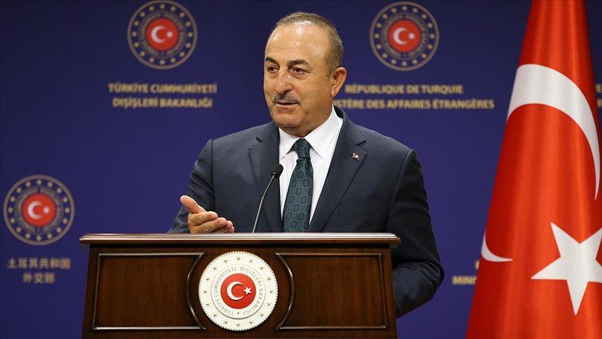 Dışişleri Bakanı Çavuşoğlu: 'Gideceğimiz yola dair tercih Yunan liderlerinin'