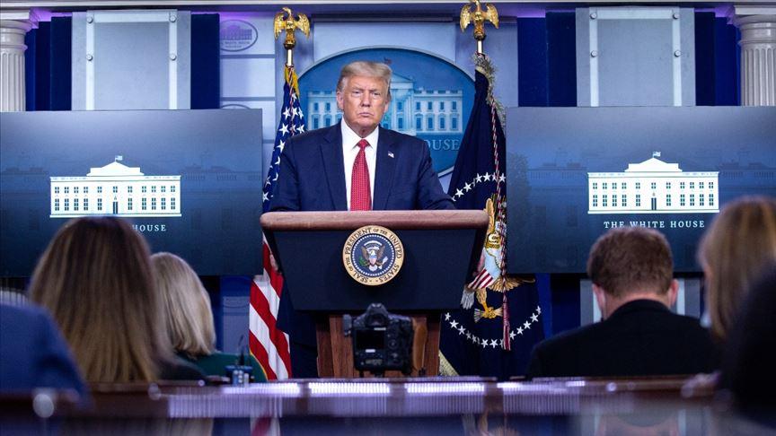 Trump, İsrail'in ilhak planını ertelemesini 'büyük bir olay' olarak nitelendirdi
