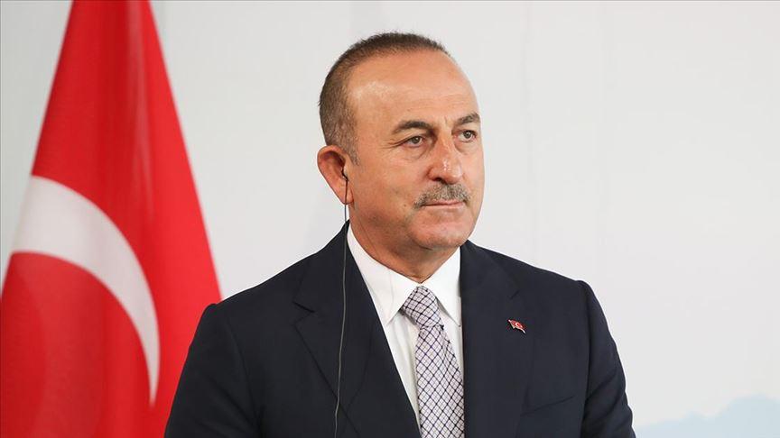 """Dışişleri Bakanı Çavuşoğlu: """"Türkiye'ye teşekkür edilmeli"""""""