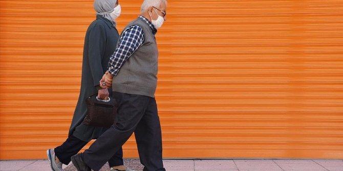 Valilik duyurdu! 65 yaş ve üzeri vatandaşların sokağa çıkış saatleri değiştirildi