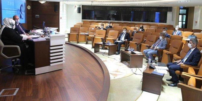 Kadına Şiddetle Mücadele Değerlendirme Toplantısı yapıldı