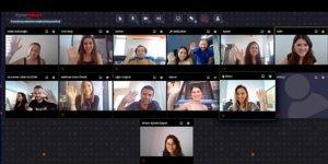 Yerli video konferans 'BizBize' ilk sınavdan geçti