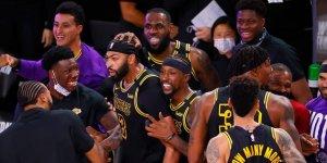 Lakers, son saniye basketiyle Denver Nuggets'ı mağlup etti