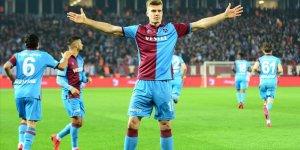 Türkiye'den Alexander Sörloth geçti
