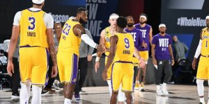 Los Angeles Lakers seride avantaj yakaladı