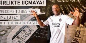 Beşiktaş, Kamerunlu santrfor Aboubakar ile sözleşme imzaladı
