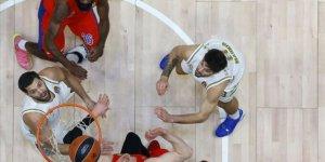 Basketbol THY Avrupa Ligi'nde rekor Real Madrid'de