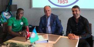 Çaykur Rizespor Godfred Donsah'ı kadrosuna kattı