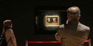 Fatih Sultan Mehmet'in portresi ziyarete açıldı