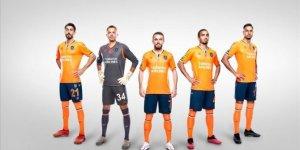 THY, Medipol Başakşehir'in Avrupa maçları için forma sponsoru oldu