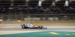 F1 Portekiz Grand Prix'sinde pole pozisyonu Hamilton'ın