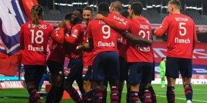 Lille, Ligue 1 liderliğini kaptırdı