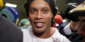 Ronaldinho'nun Covid-19 testi belli oldu