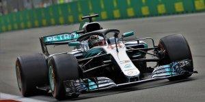 Hamilton Formula 1'de tarih yazıyor