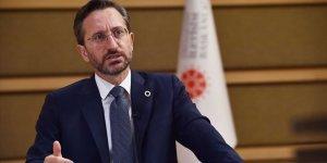 """Fahrettin Altun: """"Cumhurbaşkanımızın gösterdiği liderliğe minnettarız"""""""