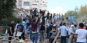 Türkiye'deki diplomatik misyonlar, İzmir depremi için geçmiş olsun dileklerini iletti
