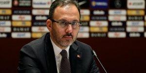 Bakan Kasapoğlu'ndan 'Bölgesel Amatör Lig' açıklaması