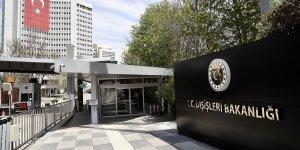 Dışişleri: Fransa Senatosunun Azerbaycan'a kendi topraklarından çekilmesi çağrısında bulunması gülünç