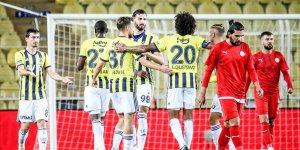 Fenerbahçe kupaya iyi başladı