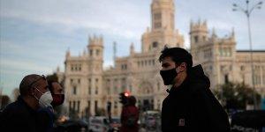İspanya'da Kovid-19'dan son 24 saatte 337 kişi öldü