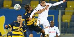 Ankaragücü Trabzonspor maçı geniş özeti ve golleri izle