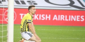 Fenerbahçe'nin çıkışı kısa sürdü