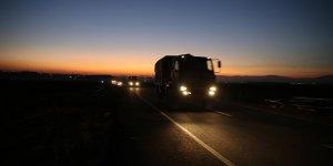 İdlib'deki konvoy saldırısında yaralanan DSİ personeli şehit oldu
