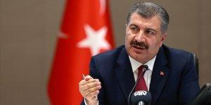 Sağlık Bakanı Koca'dan siyasi parti liderlerine 'aşı' daveti