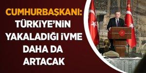Erdoğan: Ekonomi ve hukuk alanındaki reformları yakında paylaşacağız