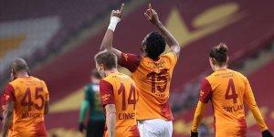 Galatasaray evinde farklı kazandı