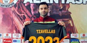 Alanyasporlu futbolcu Tzavellas PFDK'ye sevk edildi