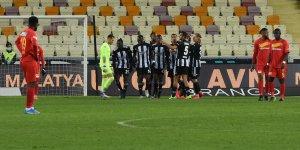 Malatyaspor Beşiktaş maçı golleri ve geniş özeti