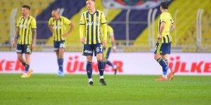 Fenerbahçe fırsatı tepti, 1 puan ile yetindi