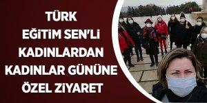 Türk Eğitim Sen'li Kadınlardan Kadınlar Gününe Özel Ziyaret