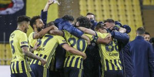 Fenerbahçe zirve yarışında ben de varım dedi!