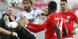 Lider Beşiktaş, Sivas deplasmanında da 2 puan bıraktı!