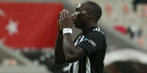 Beşiktaş'ta Vincent Aboubakar sakatlandı