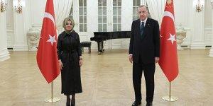 Erdoğan, öğretmenlerle iftar yaptı