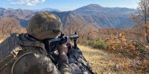 PKK'dan kaçan 4 terörist daha teslim oldu