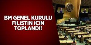 BM Genel Kurulu Filistin için toplandı