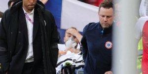 Eriksen maç sırasında fenalaştı, maç ertelendi