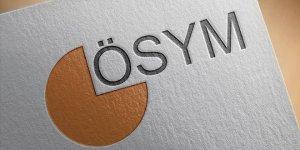 ÖSYM'den DGS için 'eğitim bilgisi güncelleme' duyurusu