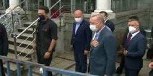 Erdoğan Rize'de konuştu: 550 konut inşa edeceğiz