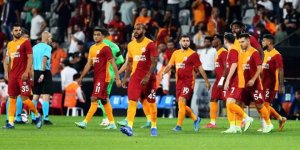 Galatasaray, UEFA Şampiyonlar Ligi'ne veda etti