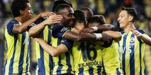 Fenerbahçe 3 puana 2 golle aldı