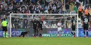 Altay Beşiktaş'ı 2 golle geçti