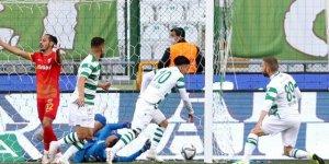 Konyaspor 5 maç sonra kazandı