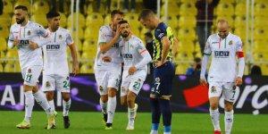 Alanyaspor Fenerbahçe'yi uzatmada yendi