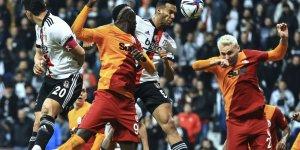 Sezonun ilk derbisinde gülen taraf Beşiktaş