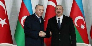 """Aliyev'den Erdoğan'a övgü dolu sözler: """"Öyle bir cevap verdi ki..."""""""